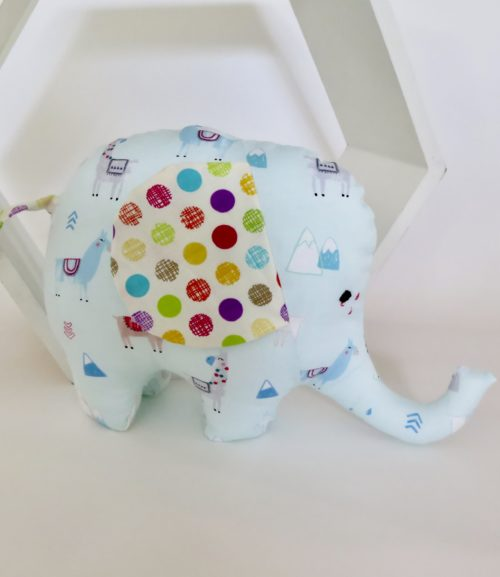 Handmade Soft Toy Elephant