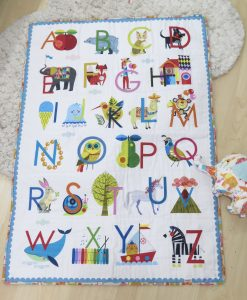 Quilted Playmat